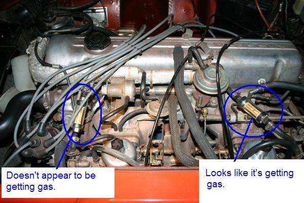 holley mechanical fuel pump instructions