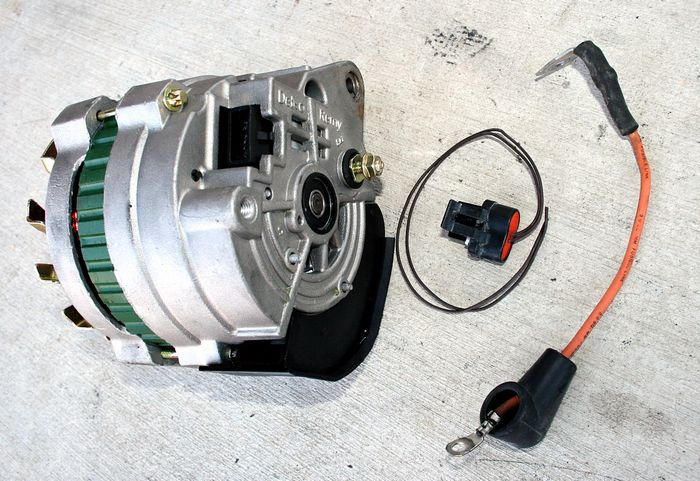 Saturn Alternator - How To Wire In? - Electrical - Ratsun Forums